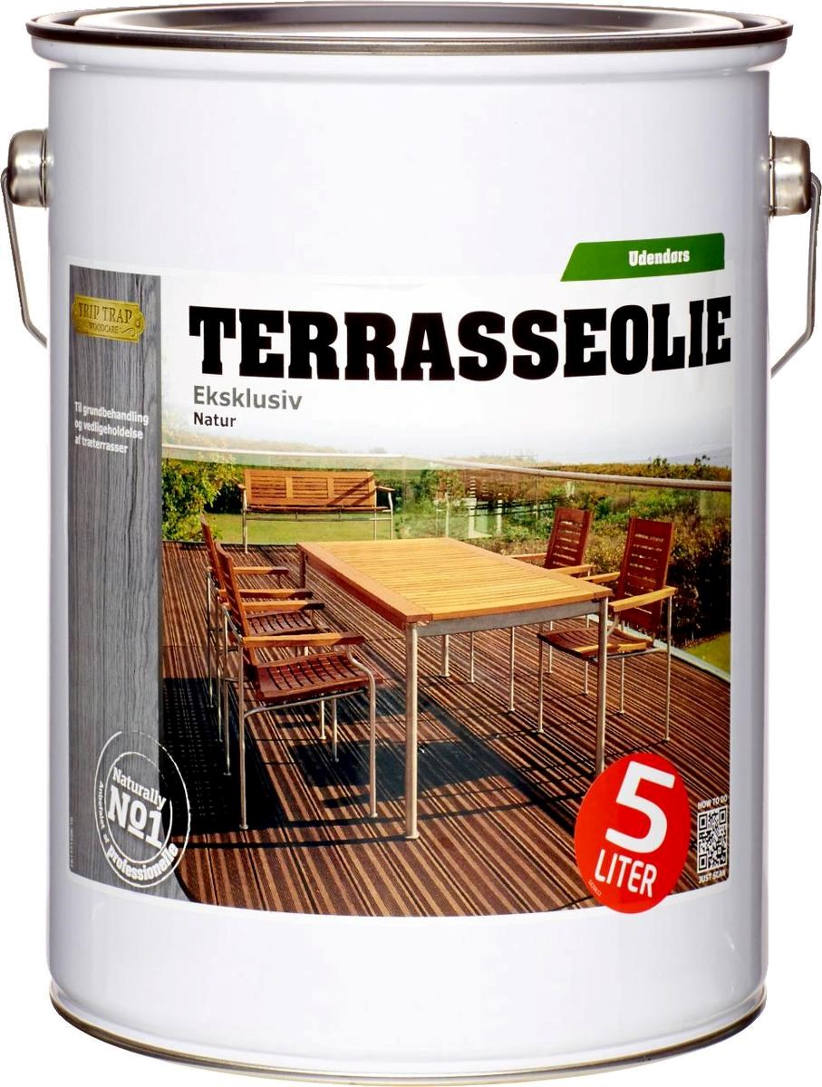 Picture of: Trip Trap Terrasseolie Eksklusiv
