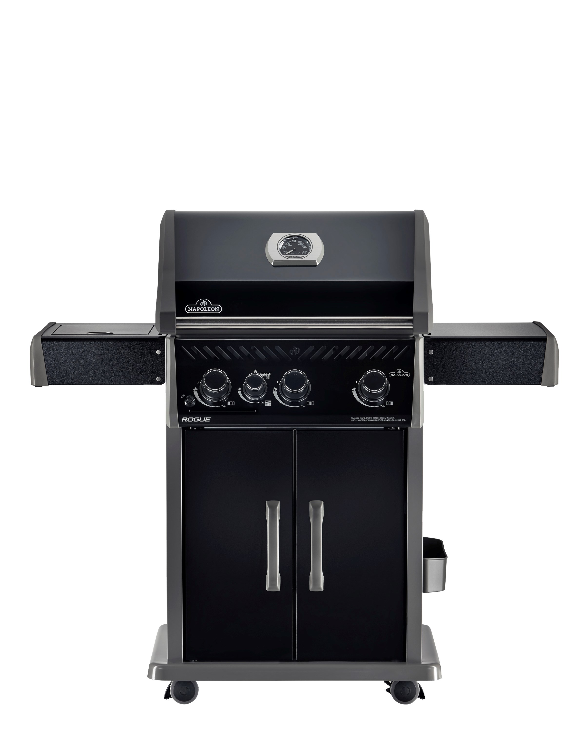Picture of: Napoleon Rogue 425 Gasgrill Med Sizzle Zone
